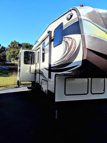 2014 JAYCO EAGLE TOURING 28.5RLTS