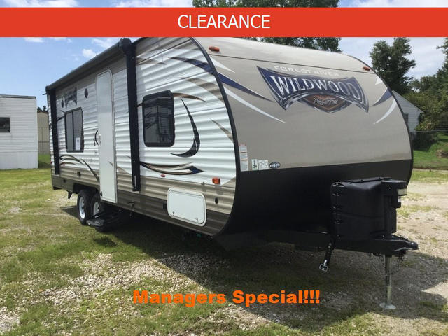 2018 Forest River Wildwood 241QBXL