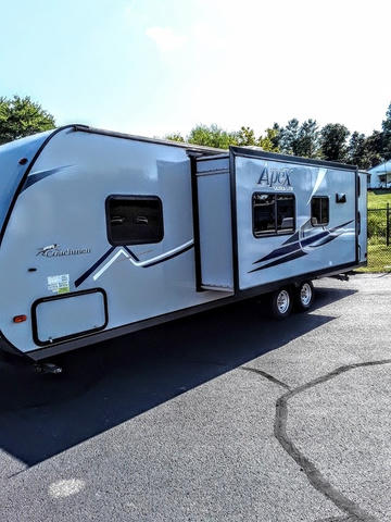 2019 Forest River APEX 28RBH