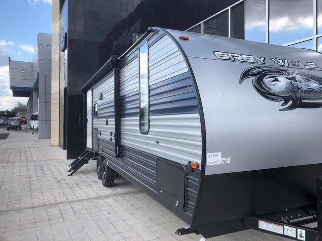 2020 Forest River GREY WOLF 23MK