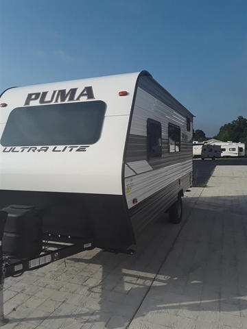 2020 Forest River PUMA XLE 16BHX