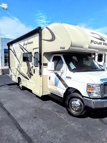 2020 Thor Motor Coach Four Winds 024F