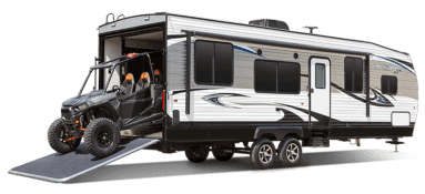Patriot RV  toy hauler rv for sale